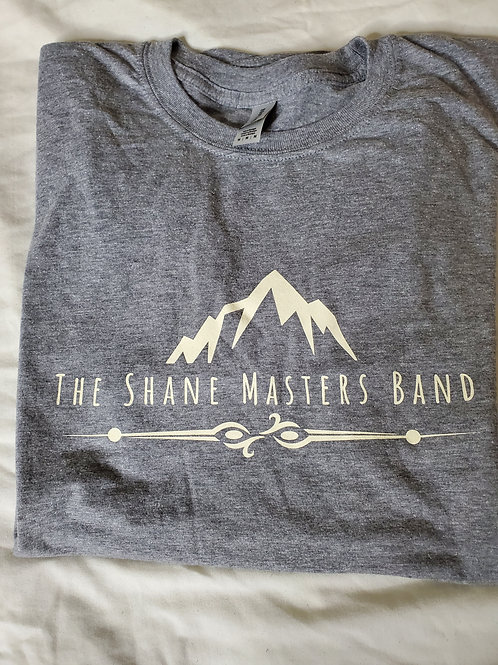 Heather Gray Shane Masters Band T- Shirt