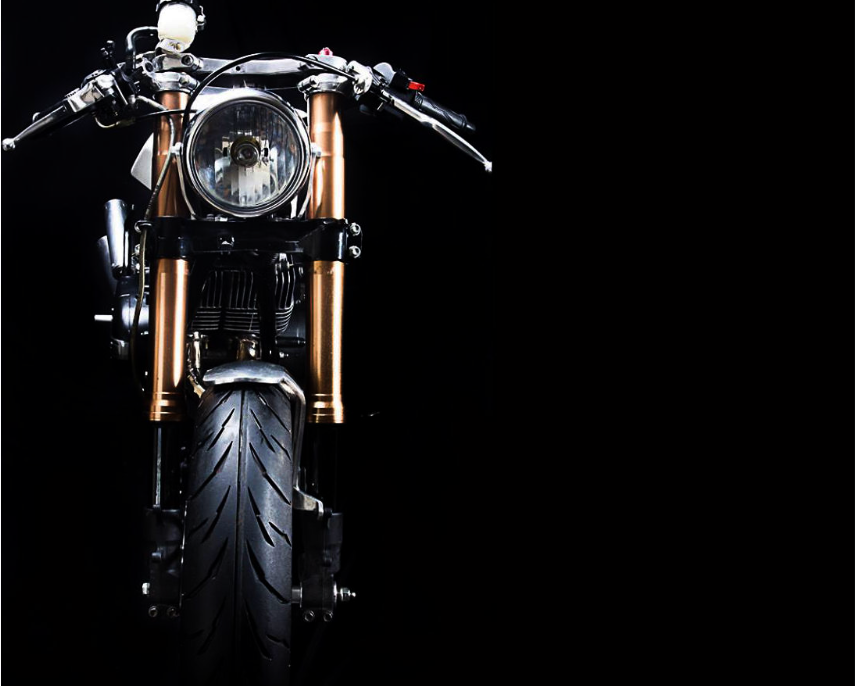 RD 350 Neo Cafe racer