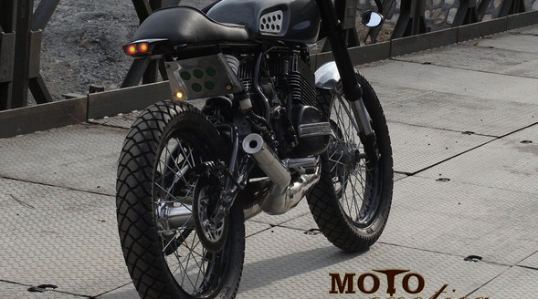 Classic Cafe Racer