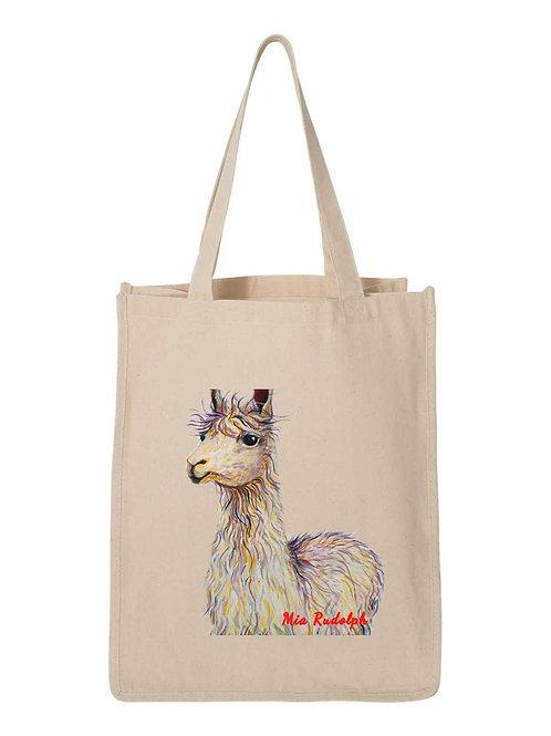 Lamma Bag - Art by Mia Rudolph D1-063