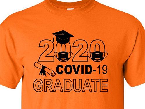 2020 Covid-19 Graduate - S-102
