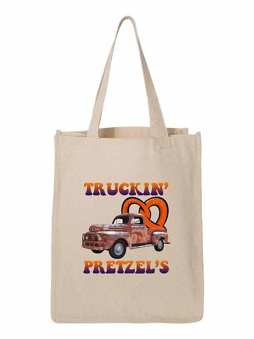 Truckin' Pretzel's Bag - S058