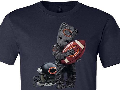 Groot Bears Shirt - D088