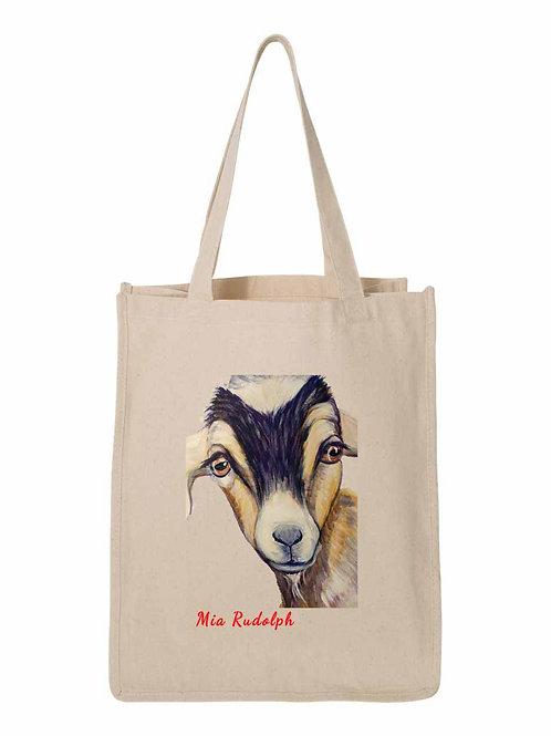 Goat Bag - art by Mia Rudolph D1-014