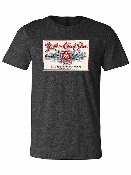 Yellow Creek Star Beer Shirt - Freeport IL B-05