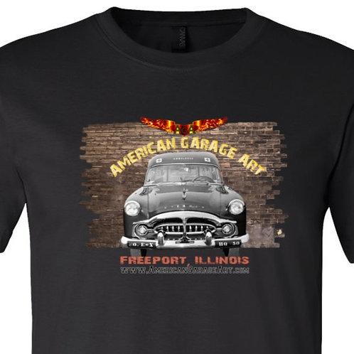 American Garage Art Henney Ambulance Design - AGA-018