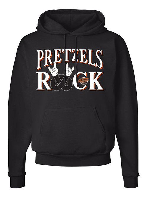 Freeport Pretzels Rock Hoodie S014