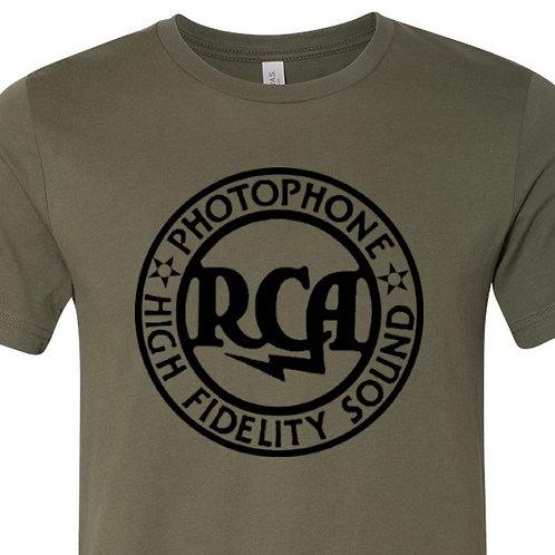 RCA Photophone Shirt Lo-001