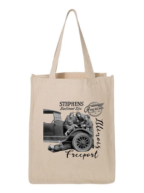 Stephens Salient Six Bag - 1927 Girl Mechanics - A 007