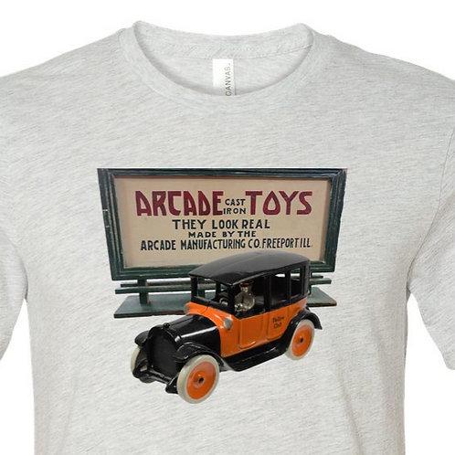 Arcade Sign and Yellow Taxi Shirt - FA-19