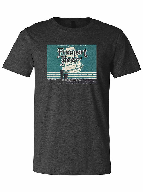 Freeport Beer Ship Shirt B-02