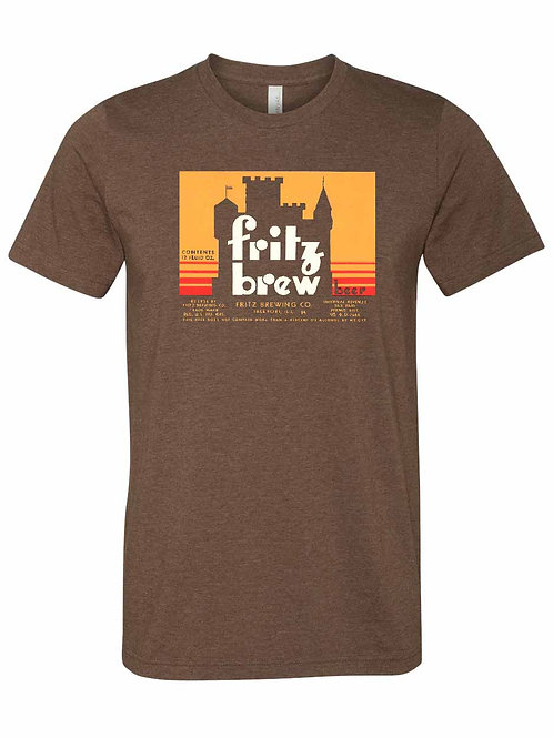Fritz Brew Shirt Freeport, Illinois - B-01