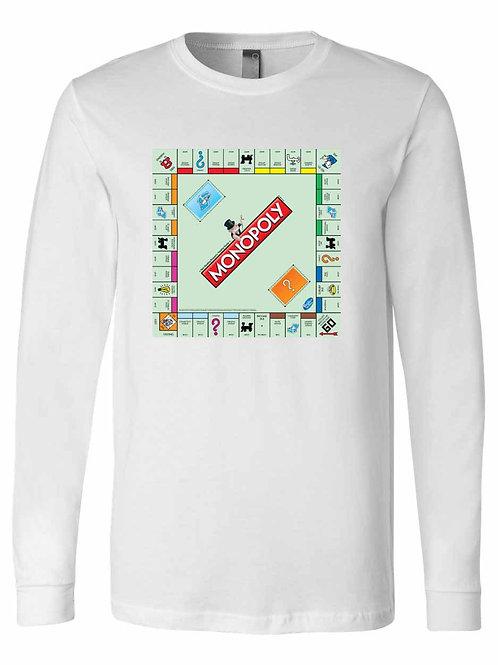 Monopoly Board Shirt - D2050
