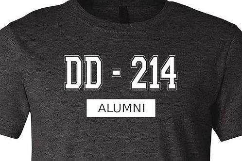 DD 214 ALUMNI Shirt - D2-093