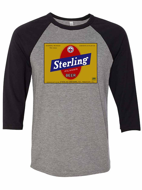 Sterling Pilsner Beer Shirt -Freeport- B011