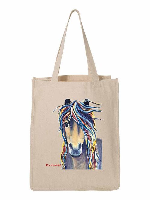 Horse Bag - art by Mia Rudolph D1-024