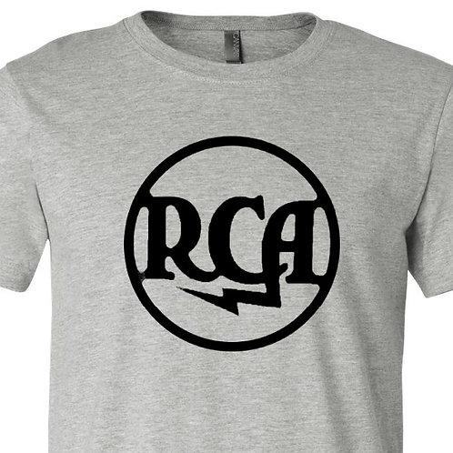 RCA RoundShirt - Lo-002