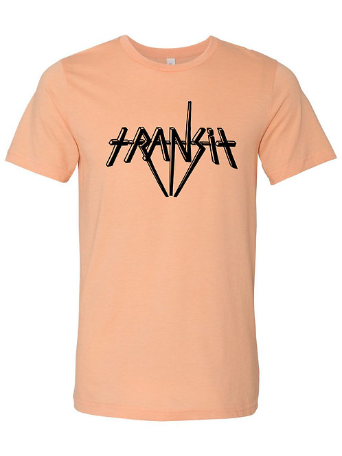 "The Band ""TRANSIT"" Logo Shirt  D2002"