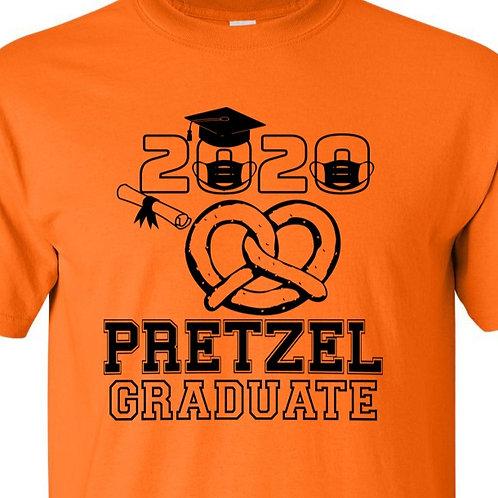 Freeport Pretzel 2020 Graduate Shirts - S-104