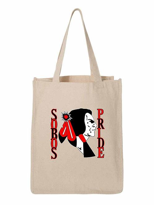 SOBO'S PRIDE SHOPPING BAG - So Beloit IL