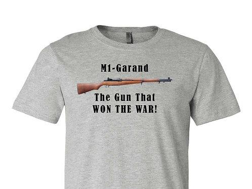 M1 Garand Rifle - The Gun That Won The War  - D2-084