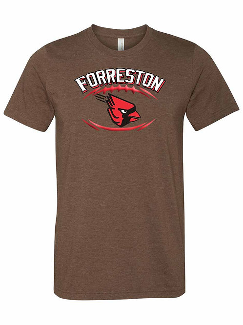 Forreston Cardinals Football- S034