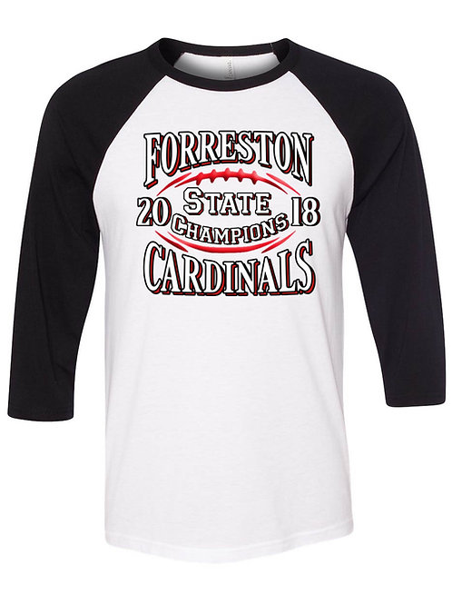 Forreston Cardinals 2018 State Champions S074