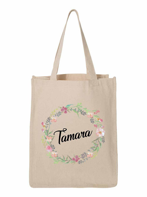 Wedding Party Bags Personalized W-001