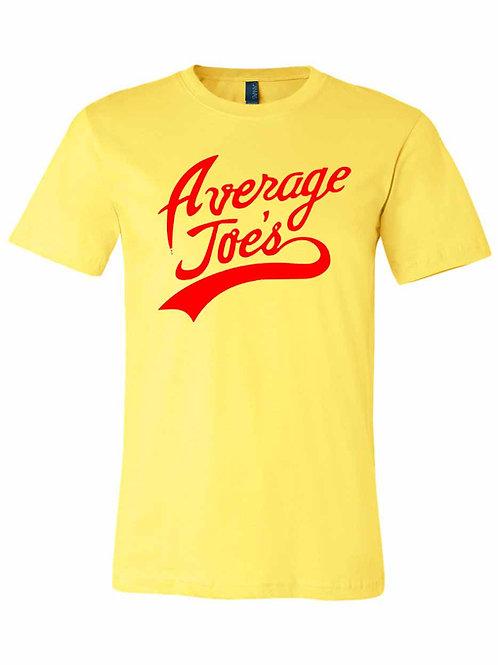 Average Joe's T-Shirt from Dodgeball Movie D2043