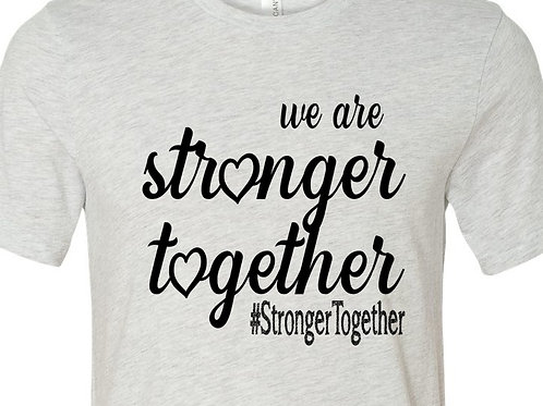 We are Stronger Together - AGA-62