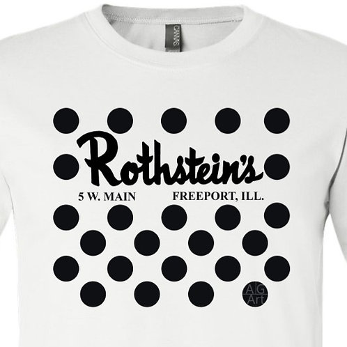 Vintage Rothsteins Shirt - FA-49