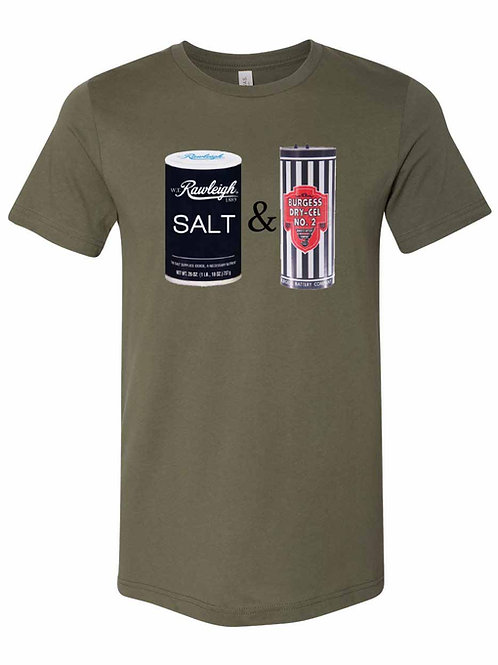 SALT & Battery Shirts FA037