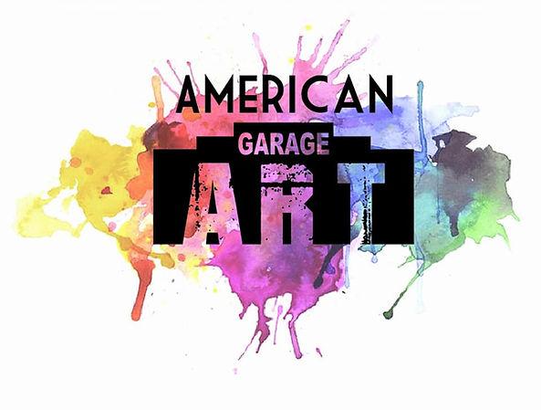 American Garage Art Logo