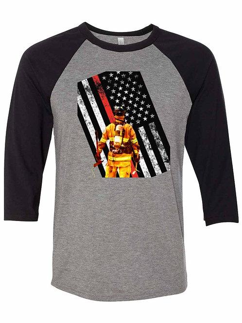 Fireman Tribute Shirt FA001