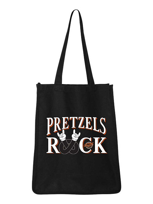 Pretzels Rock Bag