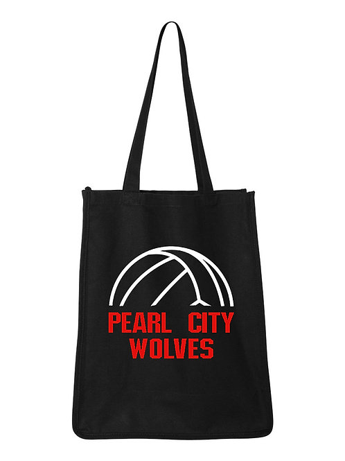 Pearl City Wolves Bag - S048