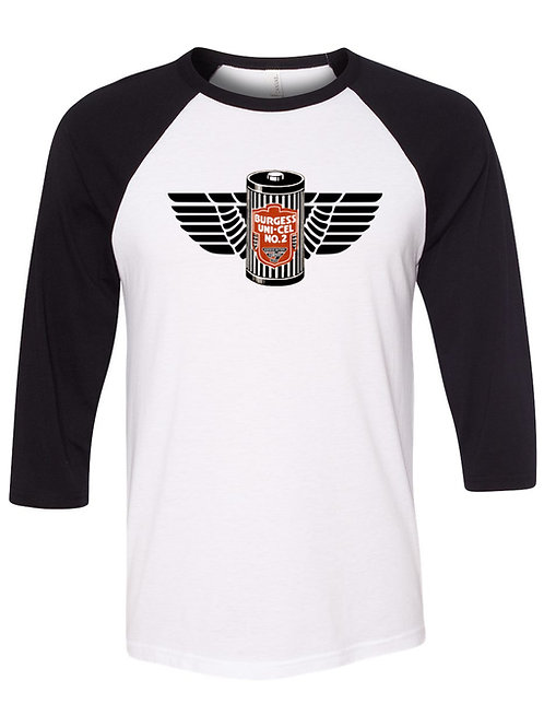 BURGESS BATTERY Wing Shirt - FA-04