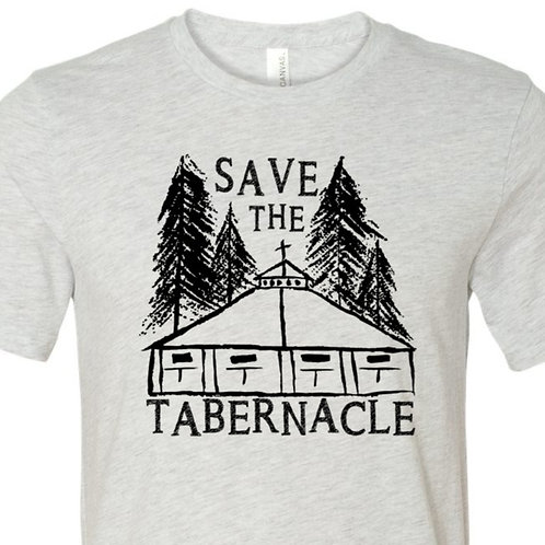 Save the Tabernacle Shirt - Freeport Park District  D-129
