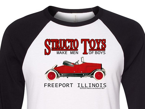 Structo Toys Shirt with EarlyDesign FA-064