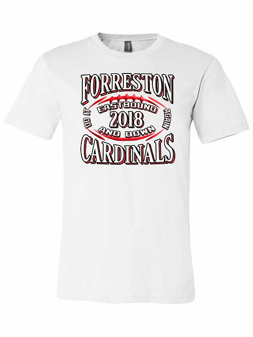 Forreston Cardinals 2018 Eastbound and Down S070