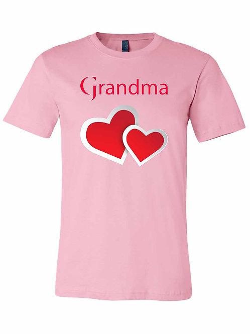 Grandma Hearts D1018