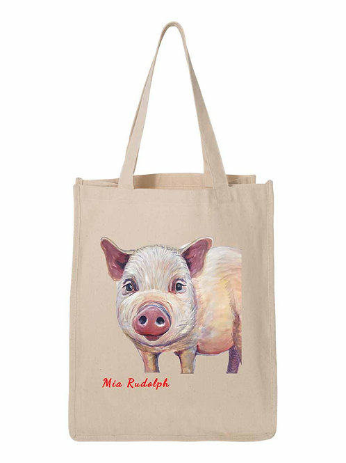 Pig Bag - art by Mia Rudolph D1-015