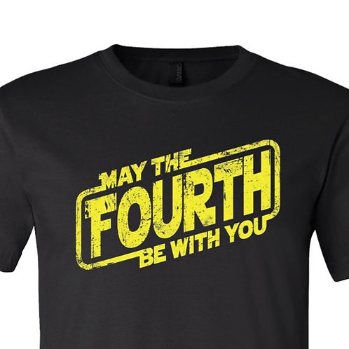 May the 4th Be With You - D-133
