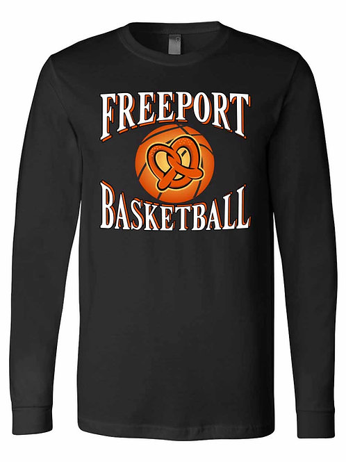 Freeport Pretzel Basketball Shirt S061