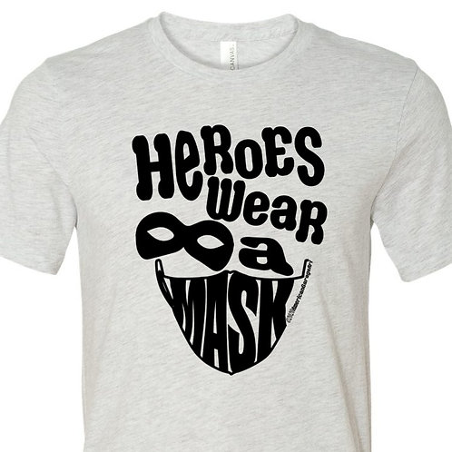 Heroes Wear a Mask - 815-15