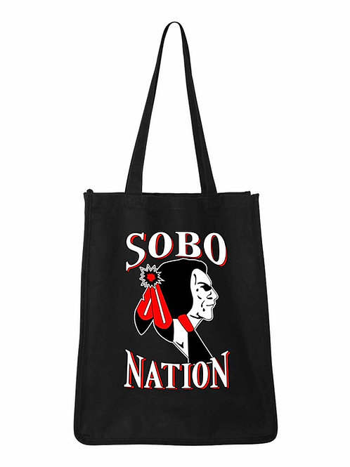 SOBO'S NATION SHOPPING BAG - So Beloit IL