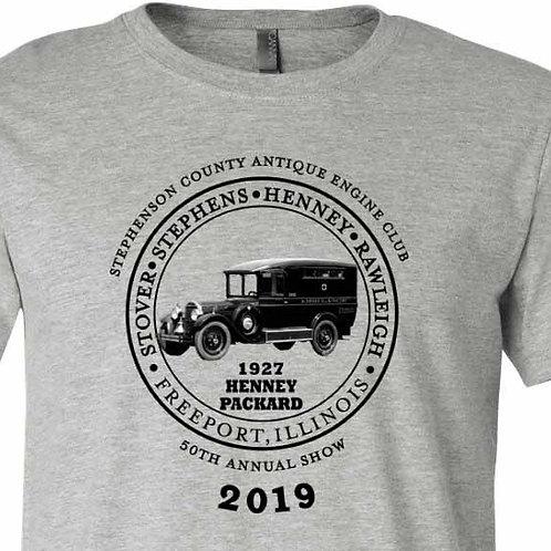 Antique Engine Club 50th Anniversary Shirt - 1927 Henney Packard- AE-004