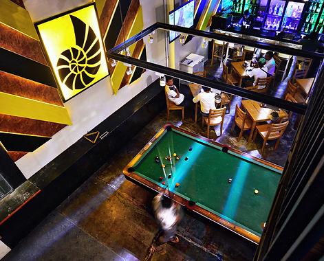 Lite Port Billiards