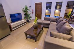 Deluxe Suite Living Area
