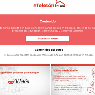 Teleton - Paralisis cerebral